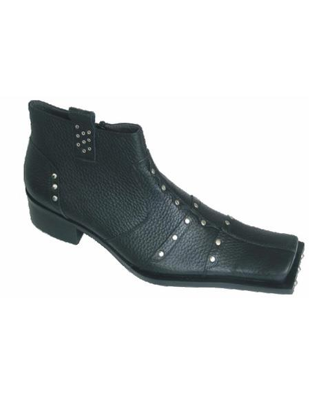 Mens Leather Cushioned Insole