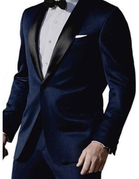 Mens James Bond Satin