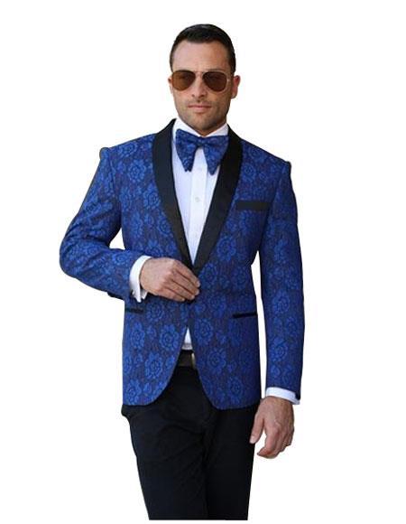 Mens Royal Blue Single