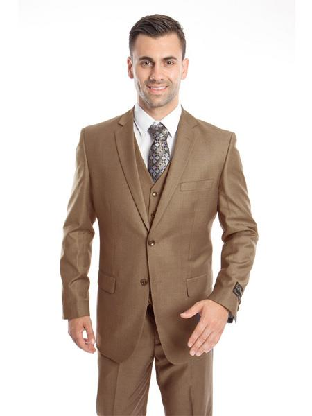 Mens 3 Piece Single