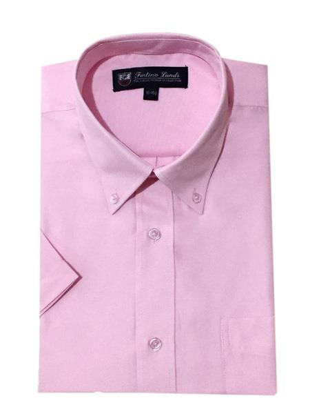 One Chest Pocket Oxford
