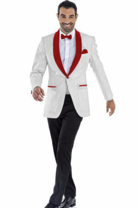 Mens Blazer Off White