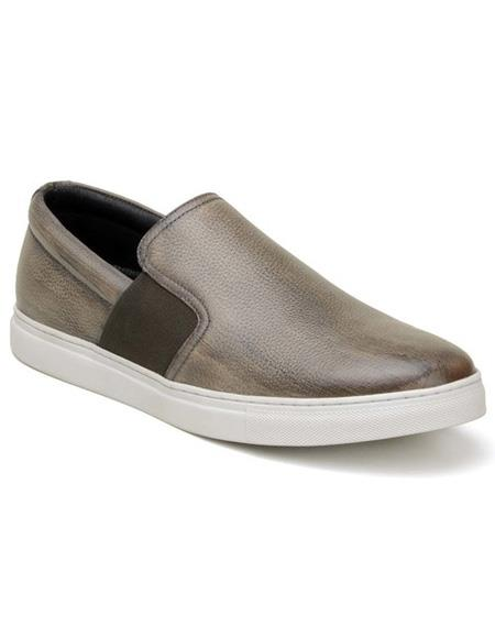 Product# EK339 Mens Slip On Ghurka Shoe