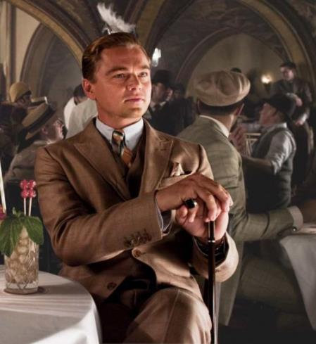 Mens Great Gatsby Leonardo