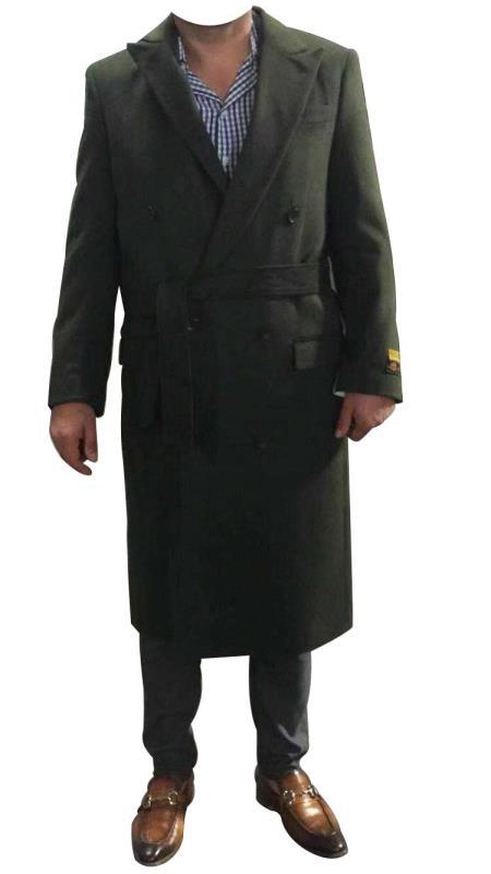 Alberto Nardoni Belted Wool