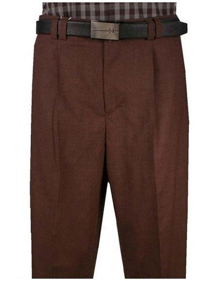 Mens Wide Leg Single