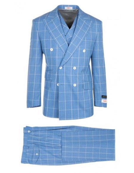 SKU#VT92 Mens Authentic 100% Wool Super