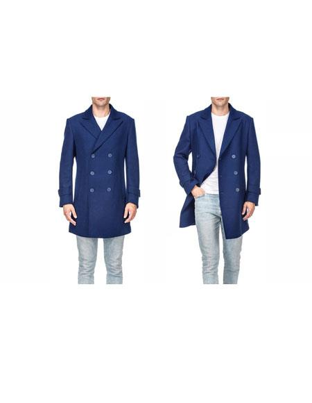 Blue ~ Indigo Mens