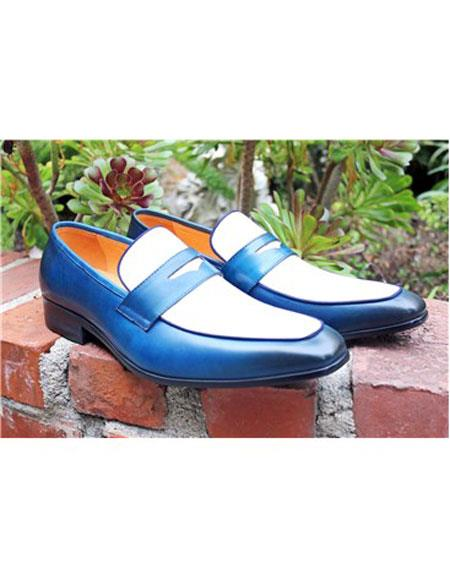Slip On Shoe Navy