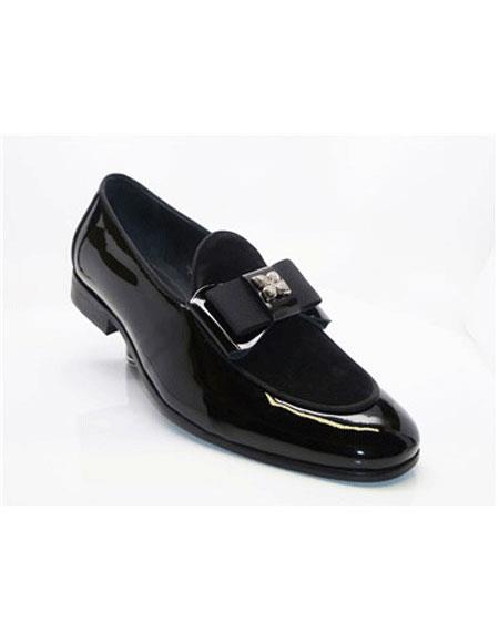 Product#EK667 Tuxedo Dress Carrucci Shoe