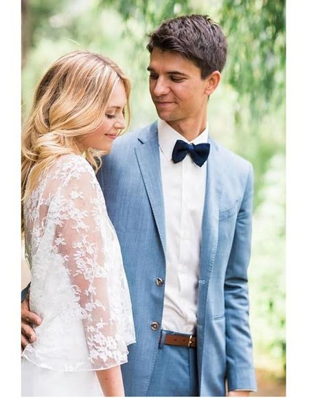 Product#SK32 Mens Beach Wedding Attire Suit Menswear Blue 199