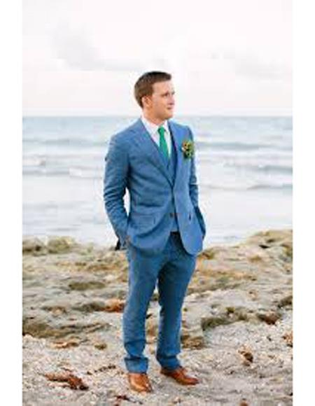 Mens Beach Wedding Attire.Sku Sk69 Mens Beach Wedding Attire Suit Menswear Blue 199