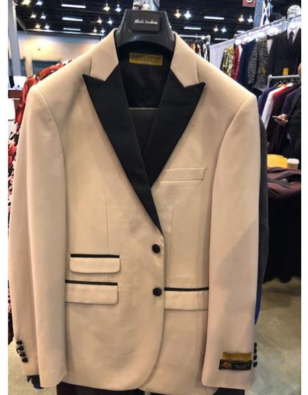 Pocket Double Breasted Suit
