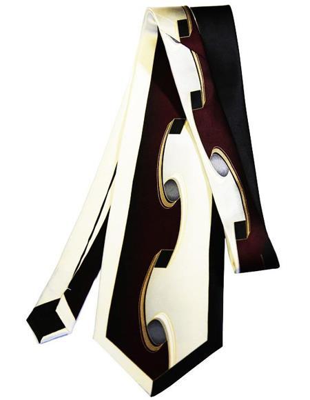 Extra Long Burgundy Silk