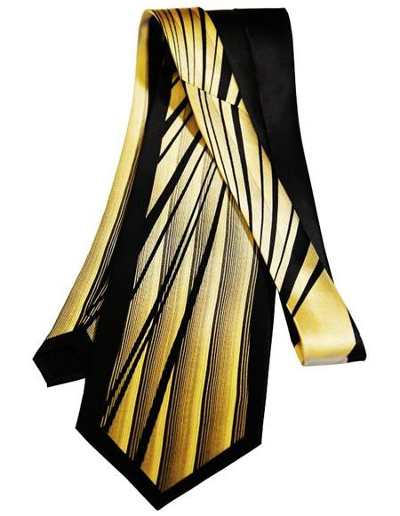 Extra Long Gold Silk