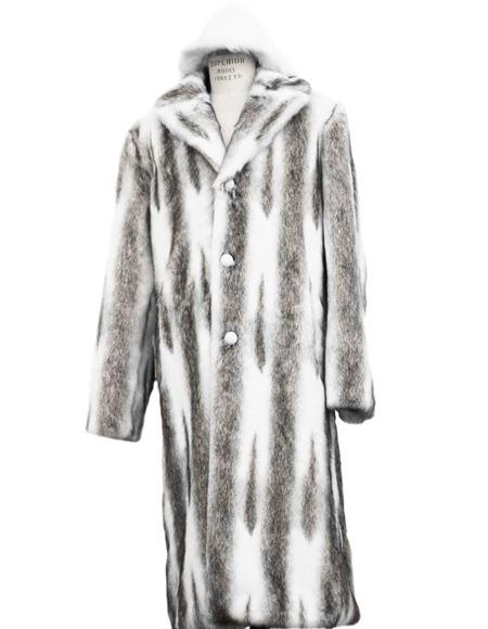 Long Length Faux Fur