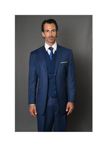 ITALIAN Wool FABRIC With