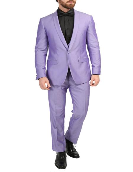 Ultra Violet 3-Piece Slim