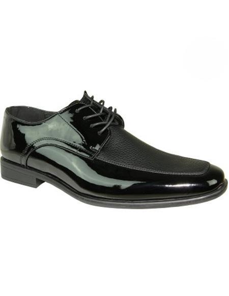 Up Black Shoe