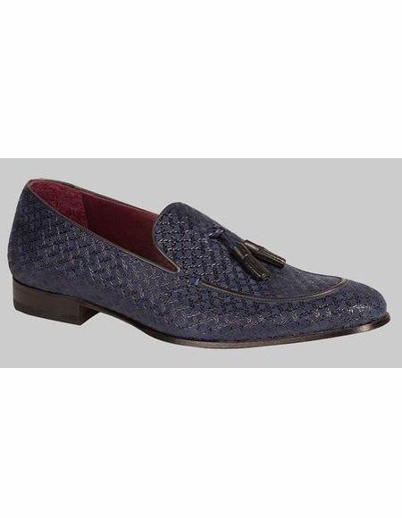 On Loafer Design Blue