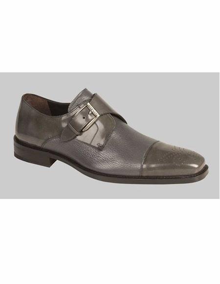 Cap Toe Leather Lining