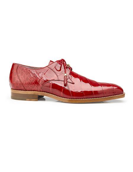 Mezlan Dress Shoe Lago