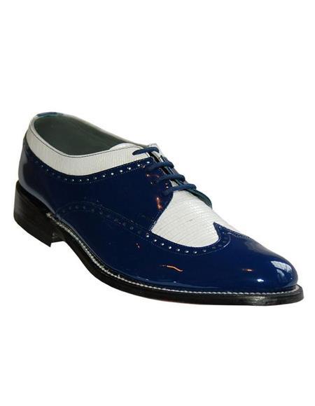 Tone Shoes Royal Blue