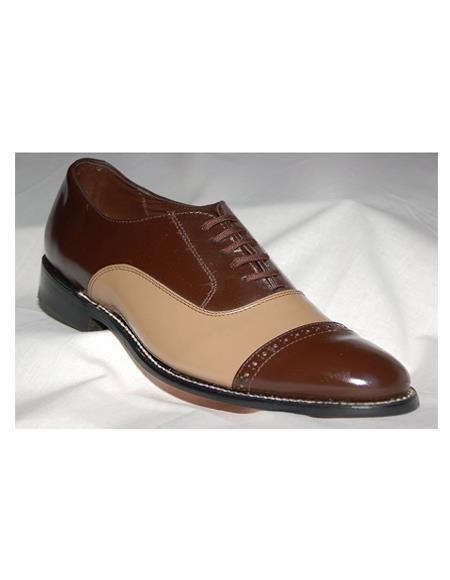Tone Shoes Brown and
