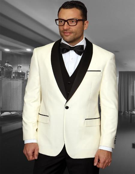 ~ Wedding Tuxedos Colored