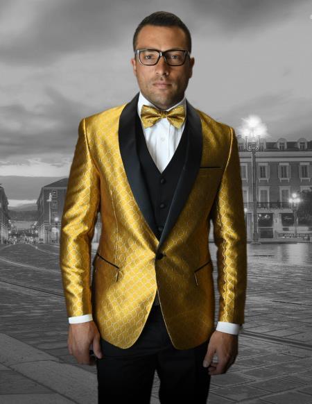 Suit or Tuxedo