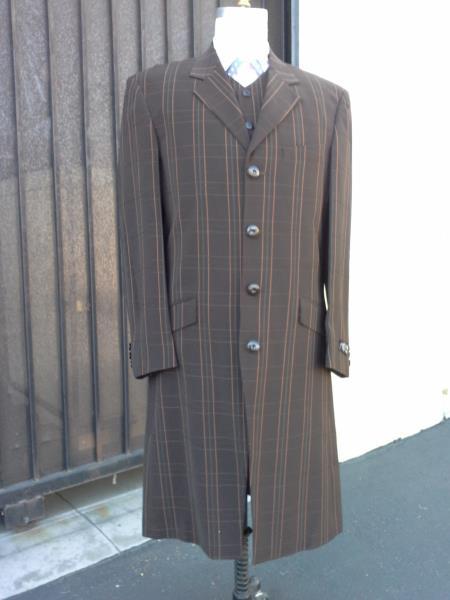 Maxi Zoot Suit Full