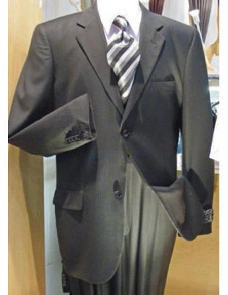 color brilliancy search for newest drop shipping Mens Suits Clearance Sale Charcoal Gray
