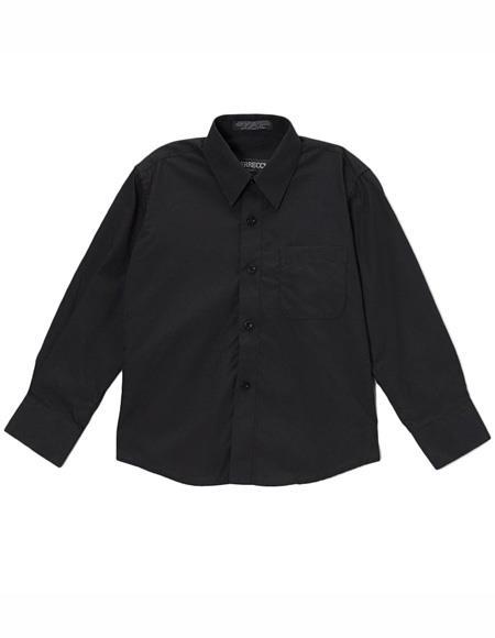 Shirt Button Closure Regular
