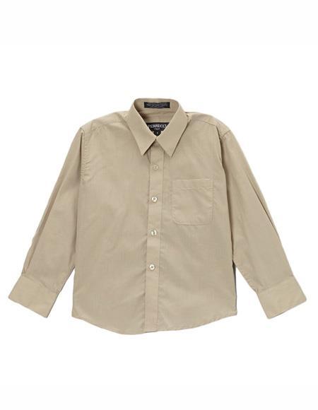 Regular Fit Shirt Button