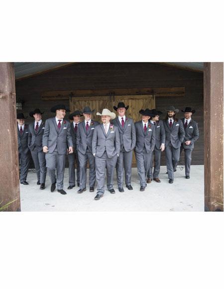 Suit / Tuxedo Attire