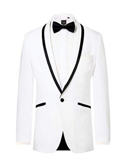 Tuxedo Jacket Regular Fit