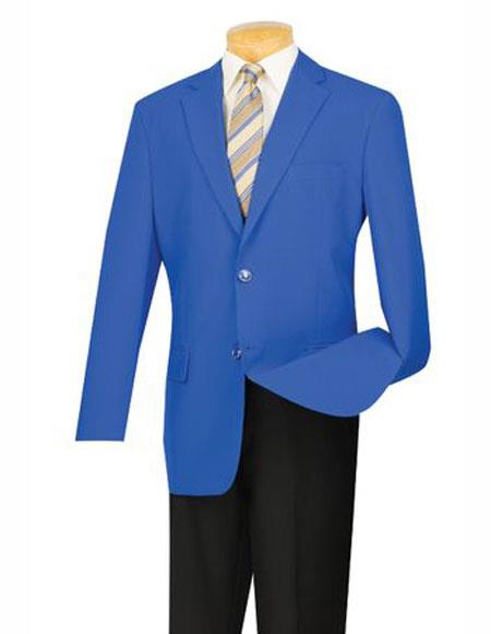 Suit Royal Single Breasted