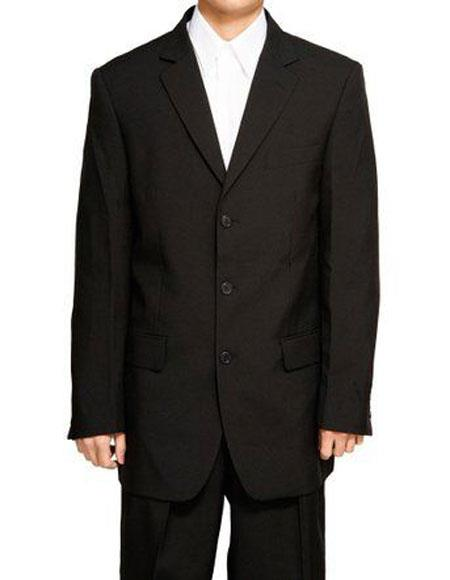 Suit Single Breasted Blazer