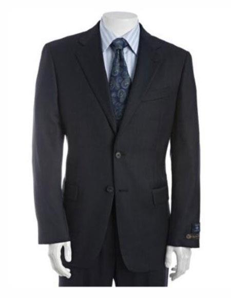 Vent Notch Lapel Suit