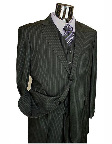 Classic Suits Mens Classic