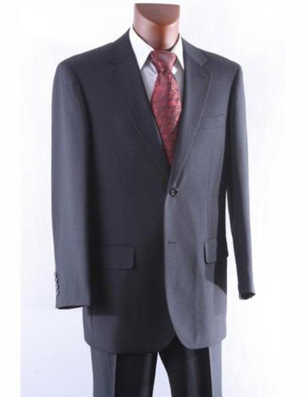 Classic Black Suits Mens