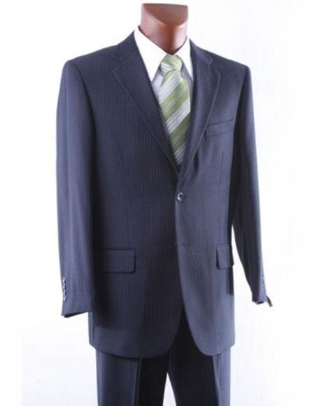 Classic Navy Mens Suits