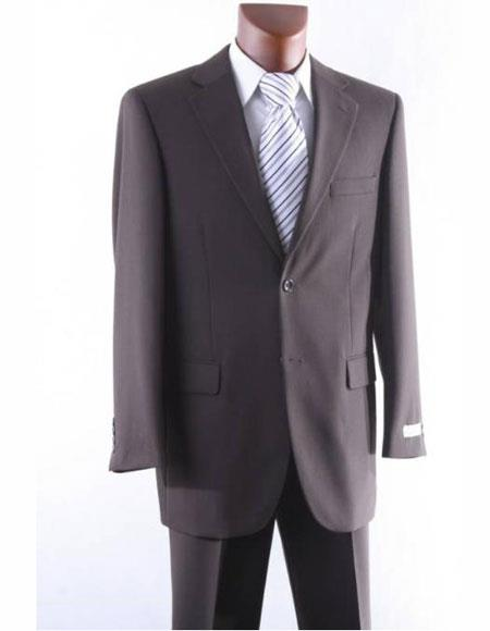 Classic Mens Brown Suits