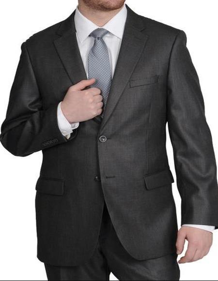 Sharkskin Suit