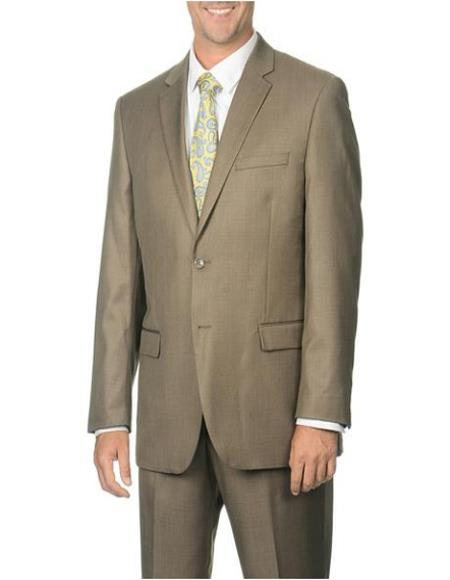 Brown Tonal Fancy Suit