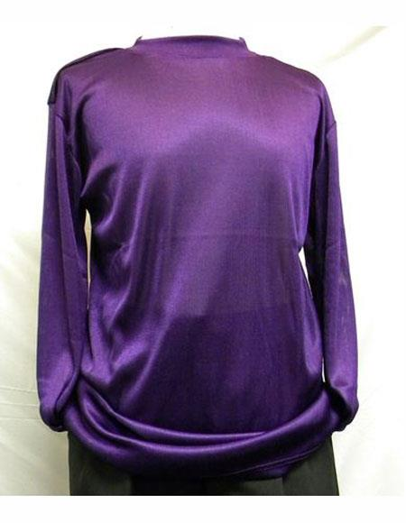 Shirts For Men Purple