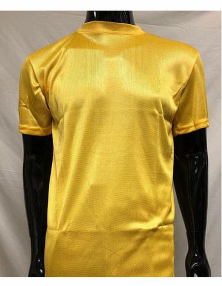 Shirts For Men Gold