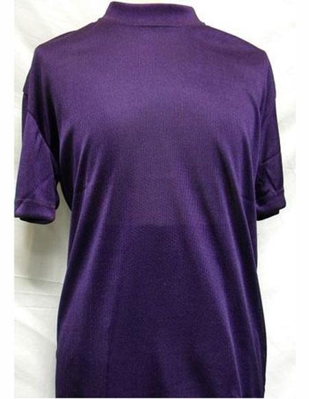Shirts Purple For Men