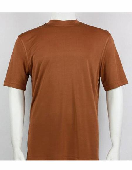Shirts Rust For Men