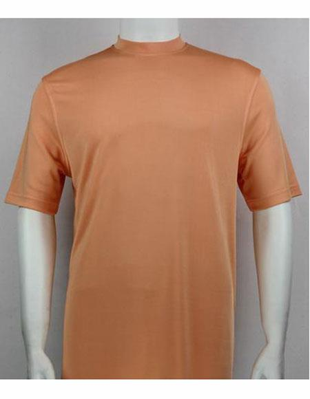 Shirts For Men Peach